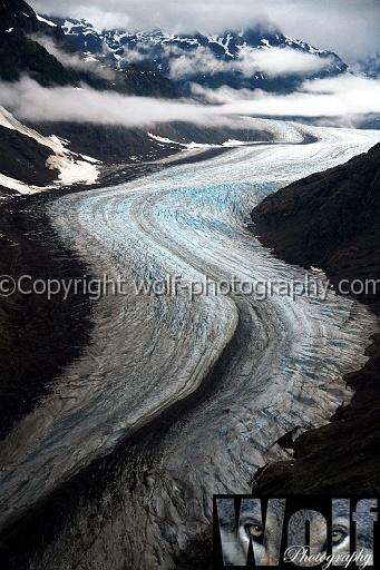 Salmon Glacier, Alaska by wolf1964