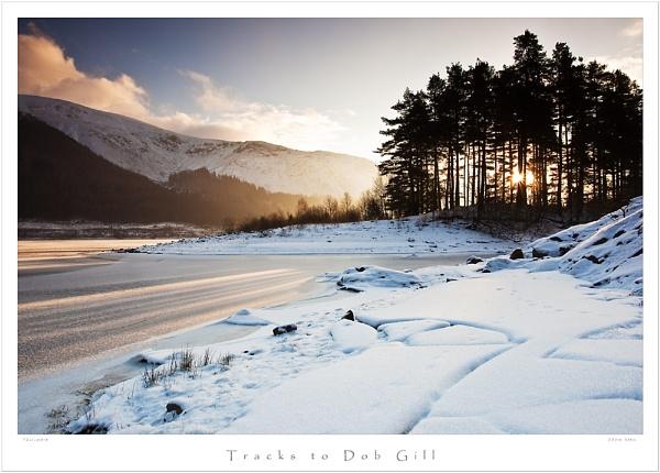 Tracks to Dobb Gill by sherlob