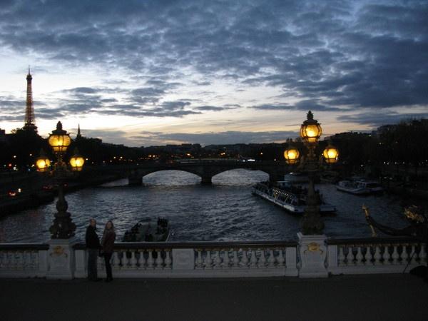 Paris by Tusha