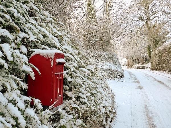 British winter by chasing_tarmac