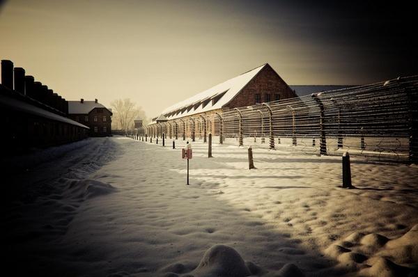 Auschwitz I by Alan86