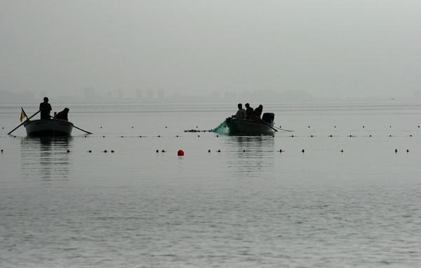 Fishermen by DianeFifield