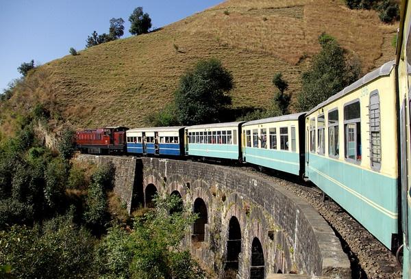 The Toy Train, Shimla to Kalka, India