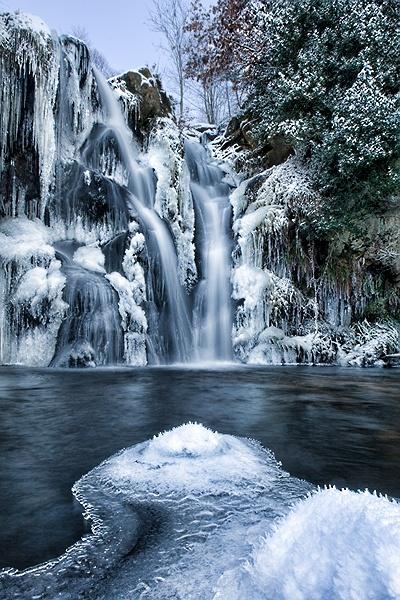 Desolation Falls by IRaddict