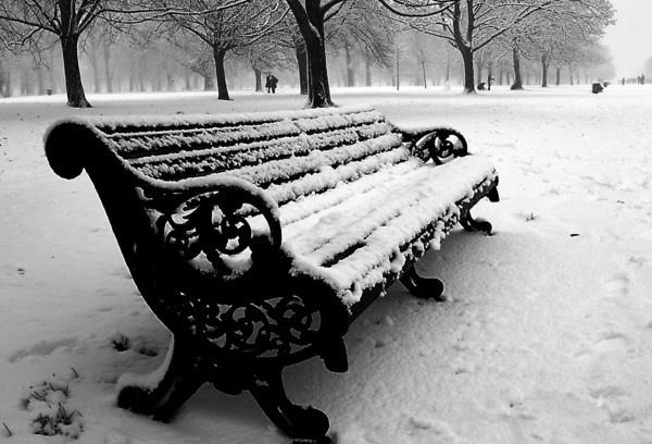 Cold Bench by nicbone