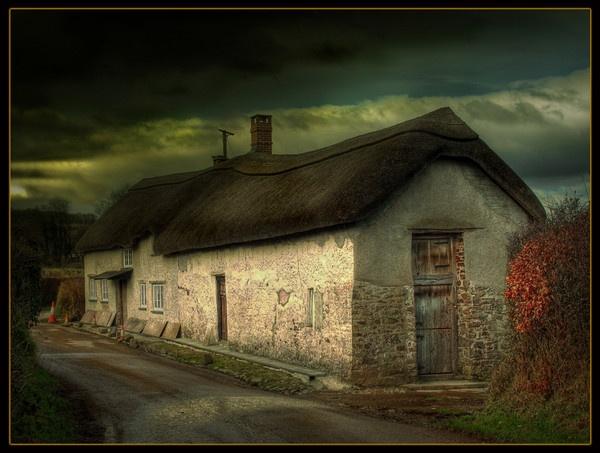 Rural Devon HDR by pauldawn