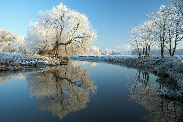 winter wonderful winter by Dixxipix