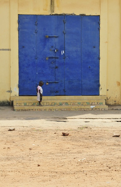 Gambia Boy by robmann72