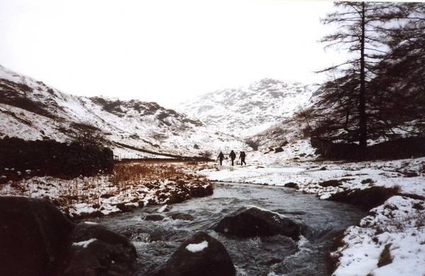 A Winter Walk by BillPaskin
