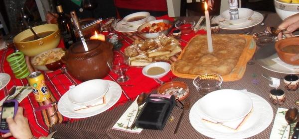 Christmas Eve Table by Jovana63