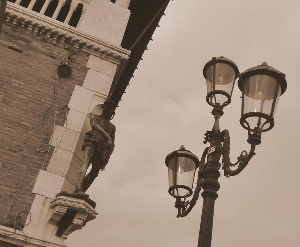 Venetian lamps by AnnaGasiorowskaBurgess