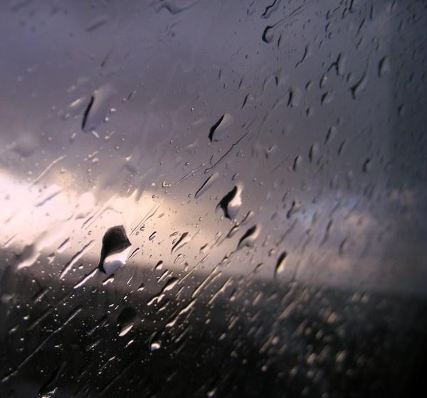 Raindrop Window by mitchellbanksphotography