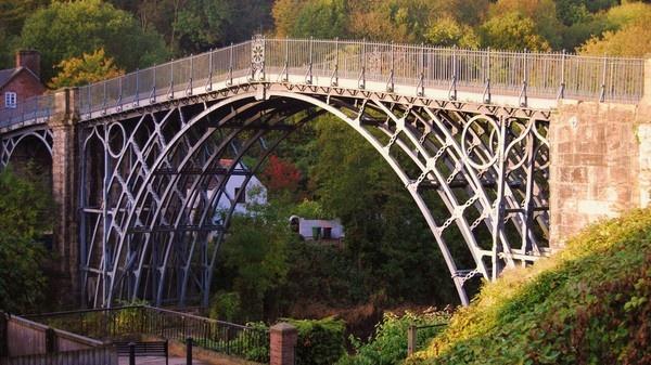 Autumn Bridge by mitchellbanksphotography