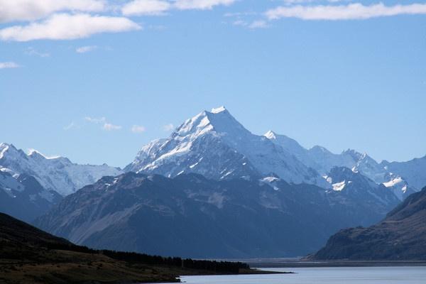 Mount Cook by jingler