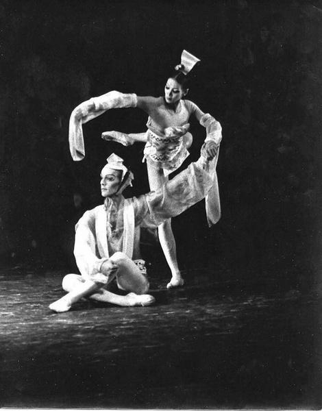 Shinju, Michael Smuin\'s Signature Ballet by Carlkuntze