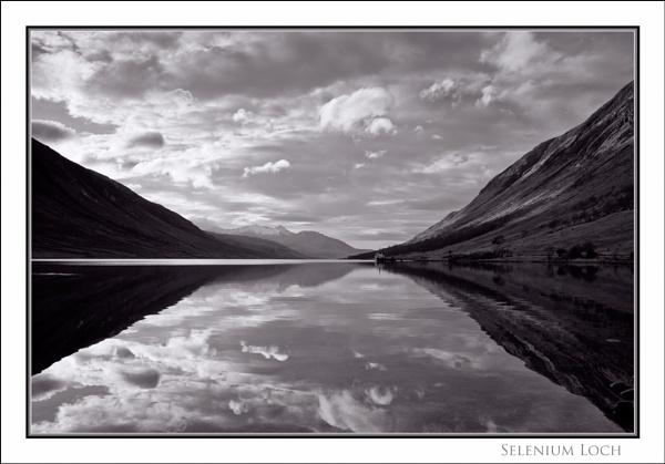 Selenium Loch... by Scottishlandscapes
