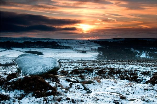 Peak Sunrise by wharmby