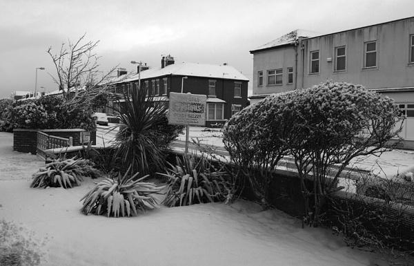 Buchanan Street In winter by chensuriashi