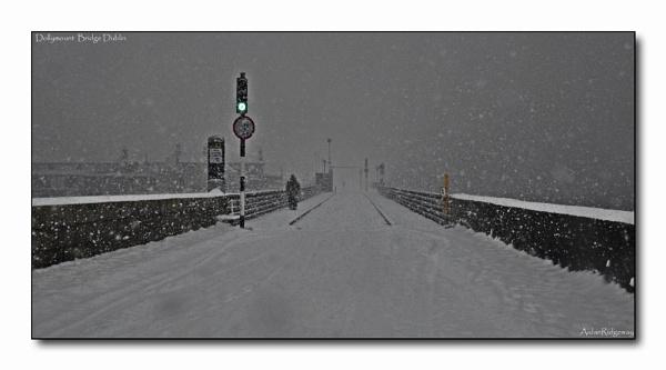 Dollymount Bridge by Ridgeway