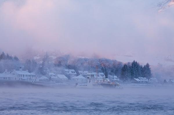 Corran Ferry by PaulHolloway