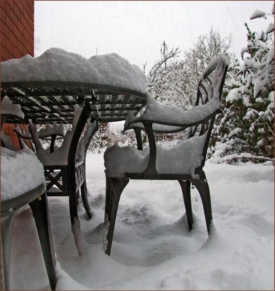 Soft padded seats!! by helenlinda