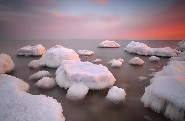Frozen Baltic by kani
