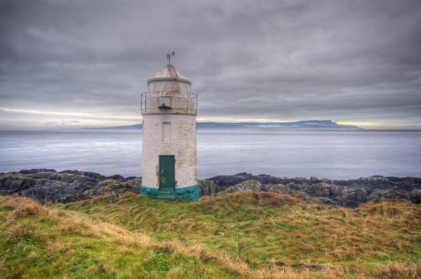 The lighthouse. by seanarrow