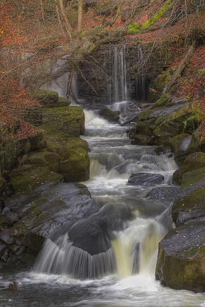 Lower Falls - Healey Dell by JanieB43