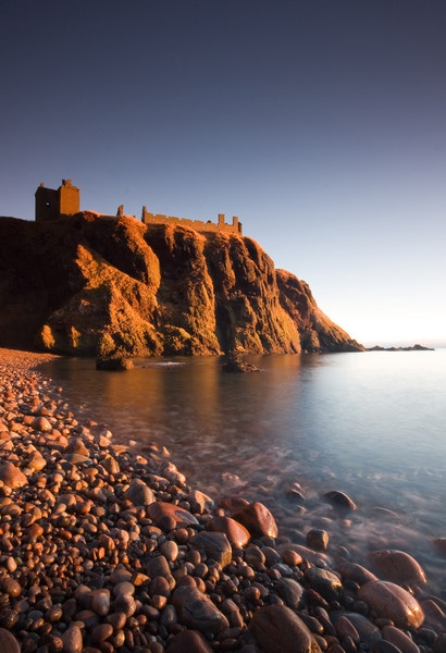 Dunnottar Castle 4 by Biz79