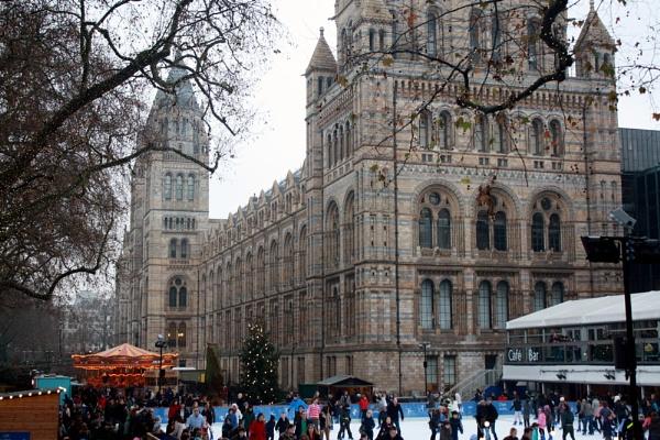 winter in the city by glenheg