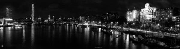 Waterloo Bridge West by brq