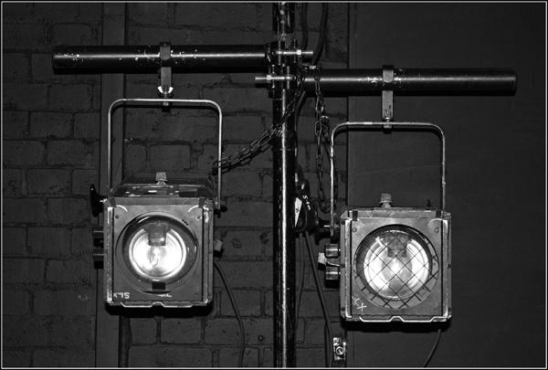 Lights... by sybilla