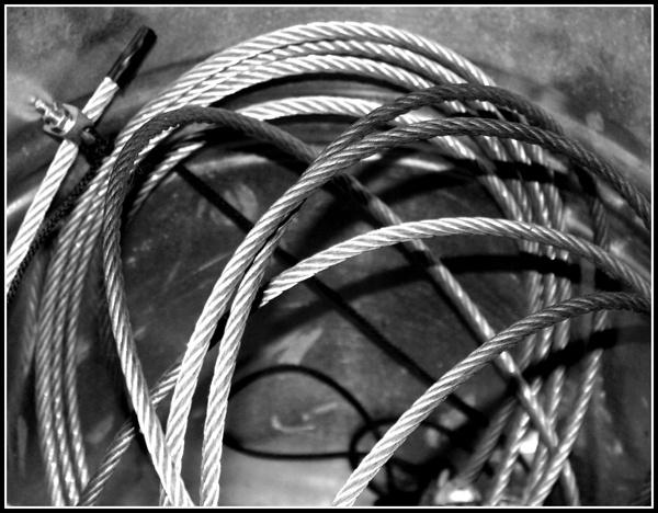 Steel on steel by sybilla