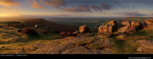 Peak Panoramics - Curbar Edge II by Nick_w
