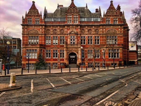 Blackburn Technical college by jimmy-walton