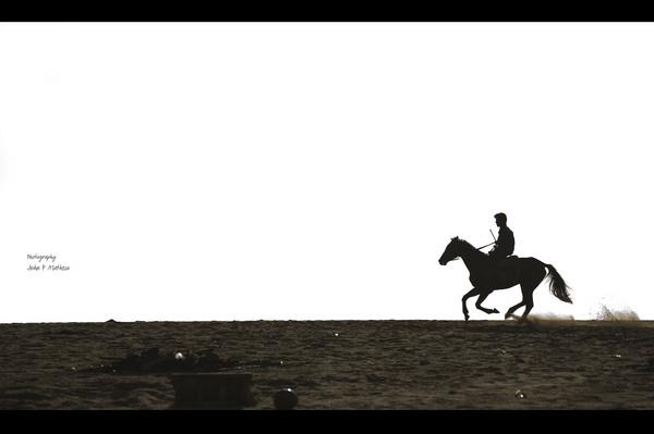 Horse Ride by johnMathew