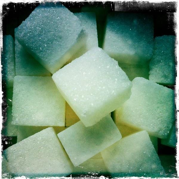 Retro Sugar cubes by Radders3107