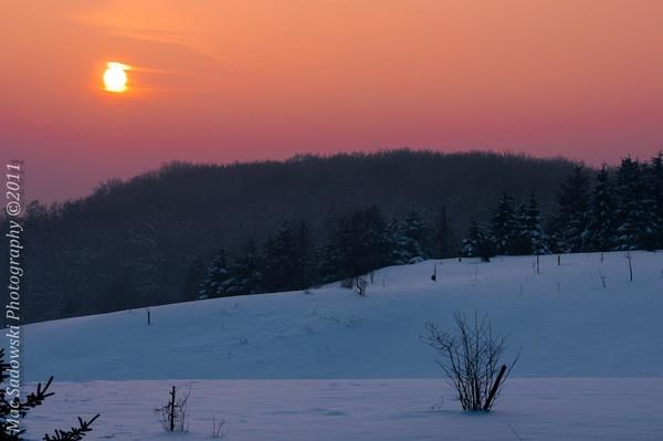 Sunset by matyjasz
