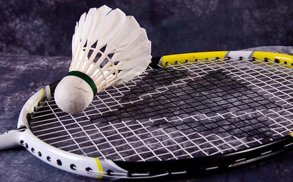 Badminton Still by bingyman