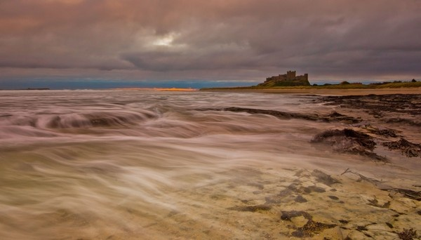 Bamburgh Castle by stevec85