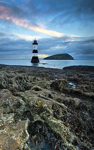 Penmon Point II by MarkBroughton