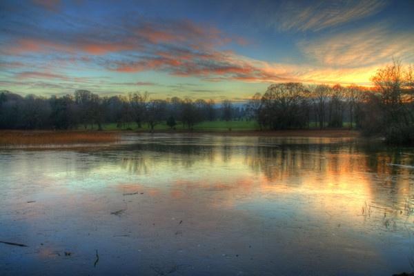 Emo Sunset by Beladd
