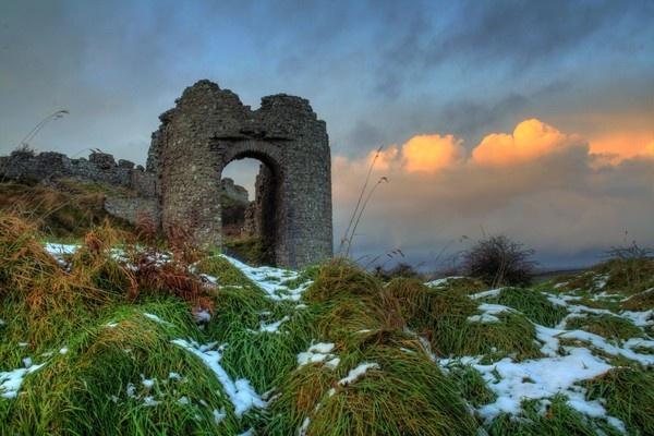 Castle Doorway by Beladd