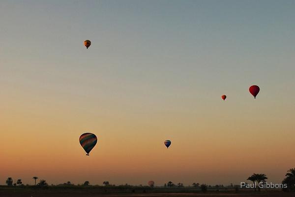 Dawn Flights by spottydog06