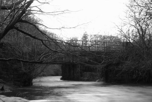 River Bridge by mitchellbanksphotography