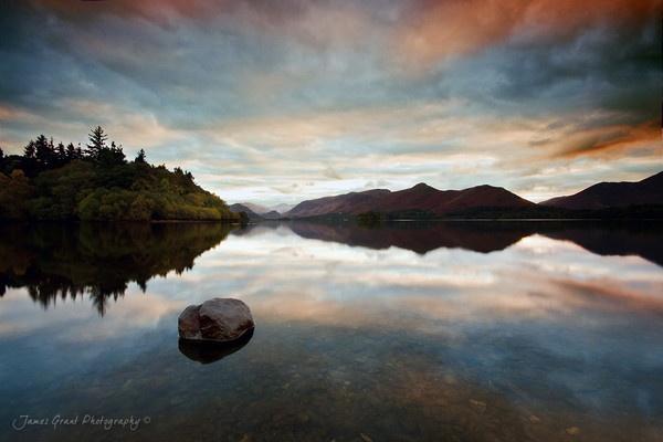 Derwent Water by jamesgrant