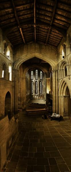 Hexham Abbey by brq