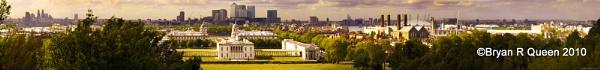 Greenwich Skyline by brq