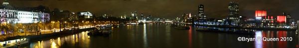 Waterloo Bridge East by brq