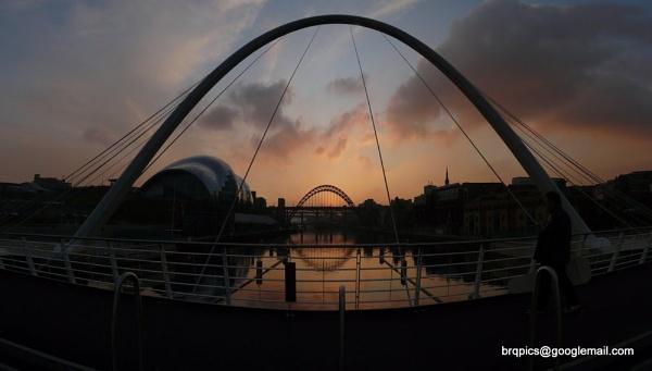 Sunset Eye by brq